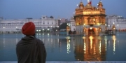 The Golden Temple, Amritsar, India, 2010