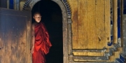 Shwe Yan Pyay monastery, Nyaung Shwe (Inle lake), Myanmar, 2014