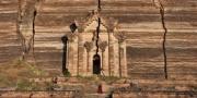 Mingun pagoda, Mandalay, Myanmar, 2014