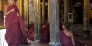 Shwe Yan Pyay monastery in Nyaung Shwe (Inle lake), Myanmar, 2014