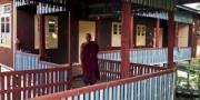 Monastery, Inle lake, Myanmar, 2014