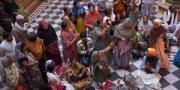Holi festival, Vrindavan, India, 2010